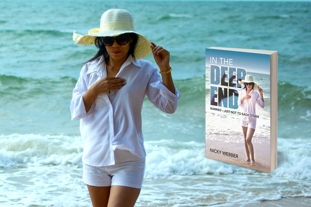 Book One of In the Deep End Series by author Nicky Webber