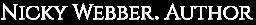 Nicky Webber – Author Logo