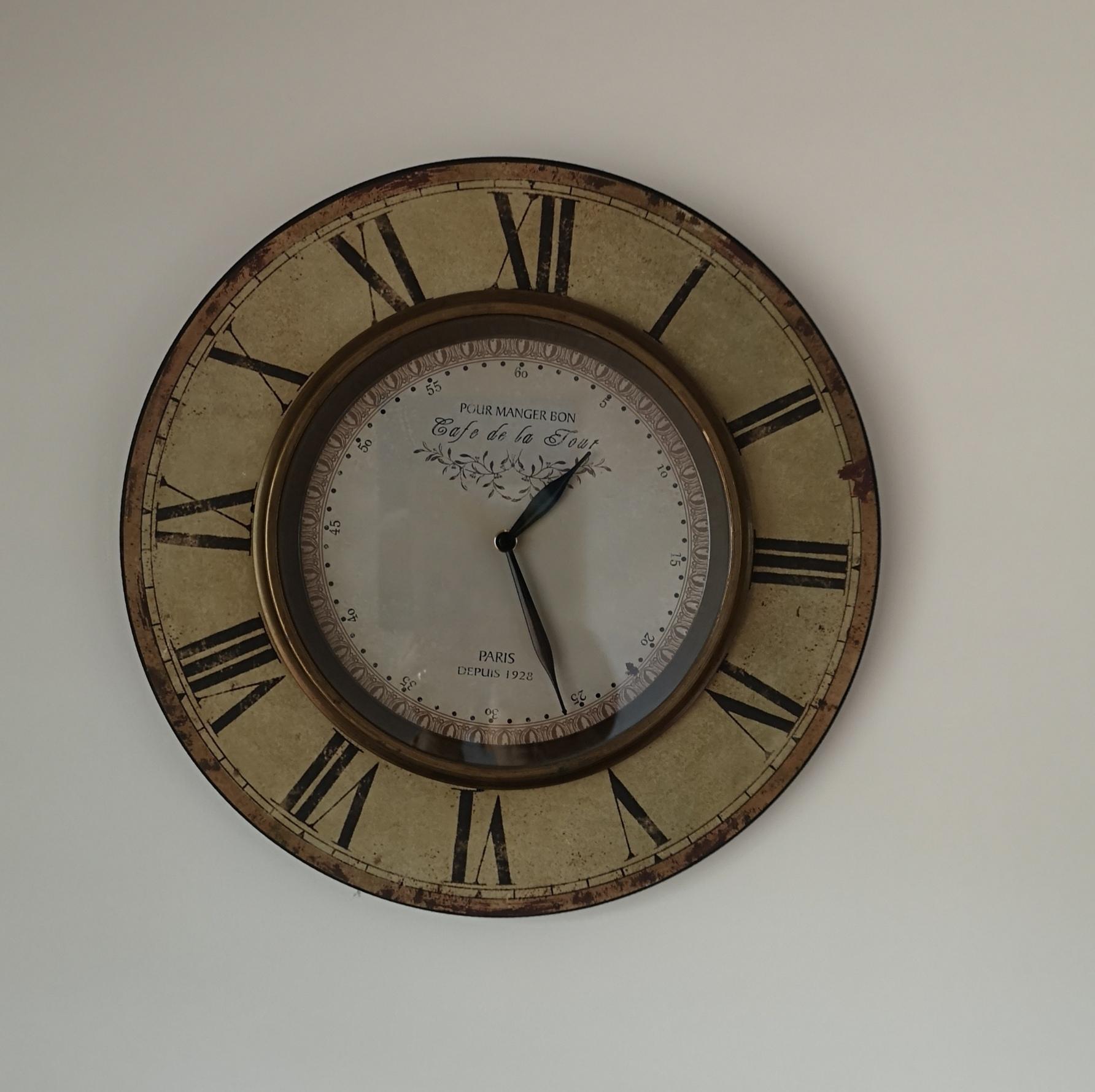Clock Nicky Webber Author