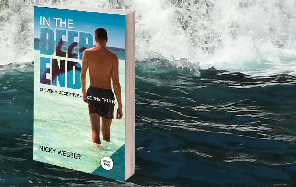 NEW Release In the Deep End Book Two