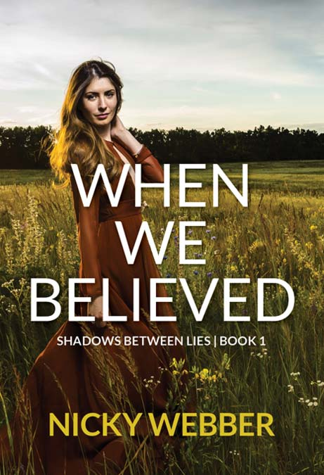 Shadow Between Lies Book Cover