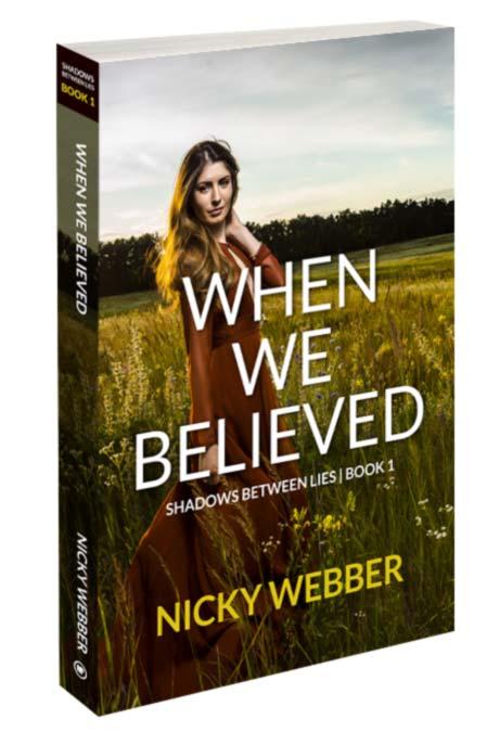 Shadows Between Lies Series Book 1 - When We Believed